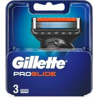 Cargador de afeitar manual GILLETTE Fusion Proshield, pack 3 uds