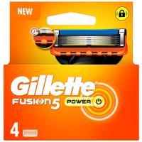 Cargador de afeitar GILLETTE Fusion 5 Power, pack 4 uds