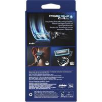 Máquina de afeitar GILLETTE Fusion Prosh. Chill 2 Up, pack 1 ud