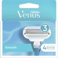 Recambio para maquilla depilatoria 3 hojas VENUS, pack 4 uds