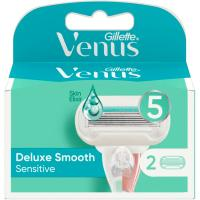 Recambio maquinilla VENUS Extra Smooth Sens, pack 2 uds