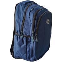 "Mochila Secundary azul, bolsillo acolchado para portátil de 17"" OCEAN'S WAVE, 1ud"