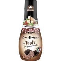 Crema balsámica de trufa BORGES, botella 250 g