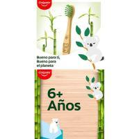 Cepillo para niño de bambo COLGATE, pack 1 ud