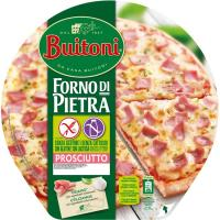 Pizza sin gluten de jamón y queso BUITONI, caja 365 g