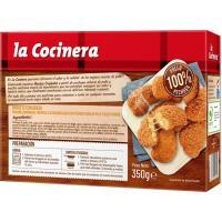 Nuggets de pollo-queso LA COCINERA, caja 350 g