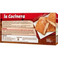San Jacobo de jamón-queso LA COCINERA, caja 388 g