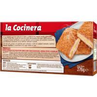 Escalope cordon bleu LA COCINERA, caja 376 g