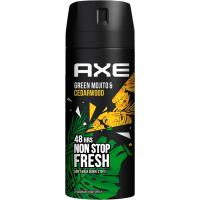 Desodorante mojito y cedro AXE,spray 150ml