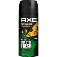 Desodorante mojito y cedro AXE,spray 150ml