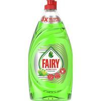 Lavavajillas a mano manzana FAIRY, botella 800 ml