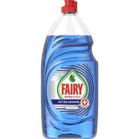 Lavavajillas a mano higiene FAIRY, botella 1.015 ml
