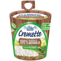 Queso para untar a las finas hierbas HOCHLAND CREMETTE, 150 g