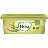 Margarina oliva FLORA, tarrina 250 g