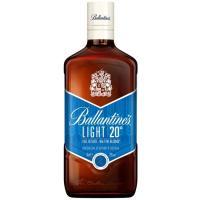 Whisky Light BALLANTINES, botella 70 cl