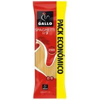 Spaguetti nº3 GALLO, paquete 900 g