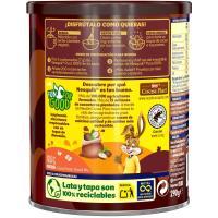 Cacao en polvo intenso 100% NESQUIK, lata 290 g