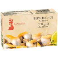 Berberechos pequeños RAMONA, 63 g