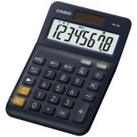 Calculadora básica de sobremesa Casio MS-8E - Azul, 8 dígitos