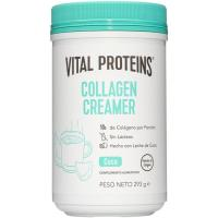 Collagen coconut creamer VITAL PROTEINS, bote 293 g