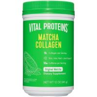 Collagen peptides matcha VITAL PROTEINS, bote 341 g