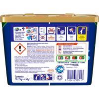 Detergente en cápsulas anti olores WIPP, caja 18 dosis