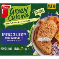 Delicias estilo americano 0% pollo GREEN CUISINE, caja 180 g