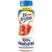 Lactozumo sabor Mediterráneo PASCUAL Bifrutas, botella 240 ml