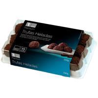 Trufas heladas premium LA SIRENA, caja 240 g