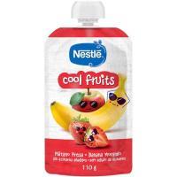 Bolsita cool fruits plátano fresa NESTLÉ, doypack 110 g