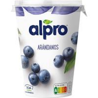 Fermentado de arandanos ALPRO, tarrina 500 g