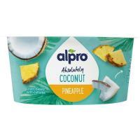 Fermentado de coco y piña ALPRO, tarrina 120 g