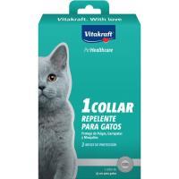 Collar para gato biocida VITAKRAFT, pack 1 ud