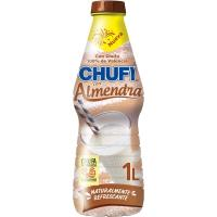 Horchata con almendra CHUFI, botella 1 litro