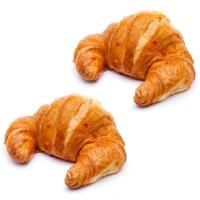 Croissant curvo EROSKI, bandeja 3 uds