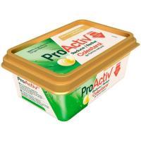 Margarina sabor manteq. sin a. de palma PROACTIV, tarrina 225 g