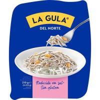 Gula fresca s/gluten reducida sal LA GULA DEL NORTE, 2X105 g