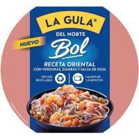 Bol Oriental LA GULA DEL NORTE, tarrina 180 g