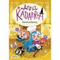 Anna Kadabra 6: Pasteles peligrosos,  Pedro Mañas, Infantil