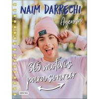 365 motivos para sonreír. Agenda,  Naim Darrechi, Juvenil