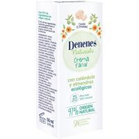 Crema facial con caléndula naturals DENENES, tubo 50 ml