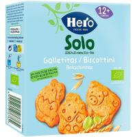 Galletitas ecológicas de animales HERO, caja 100 g