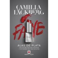 Alas de plata, Camilla Lackberg, Ficción