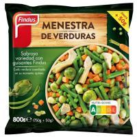 Menestra de verduras FINDUS, bolsa 800 g
