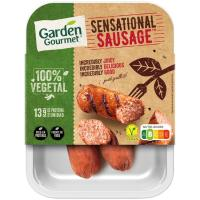 Sensational Sausage GARDEN GOURMET, bandeja 180 g