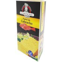 Pastel cabracho de mar COCINA DEL NORTE, bandeja 170 g