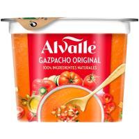 Gazpacho original ALVALLE, tarrina 250 ml