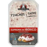 Suprema ibérico COCINA DEL NORTE, bandeja 150 g
