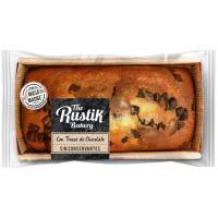 Bizcocho trozos de chocolate RUSTIK BAKERY, paquete 240 g