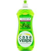 Lavavajillas a mano con tomillo CASA VERDE, botella 750 ml